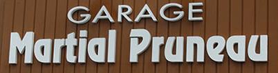 Garage Martial Pruneau
